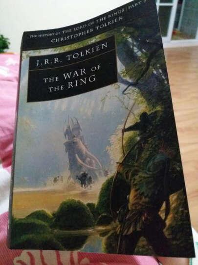 英文版原版进口小说 指环王魔戒前传 精灵宝钻  The Silmarillion 晒单图