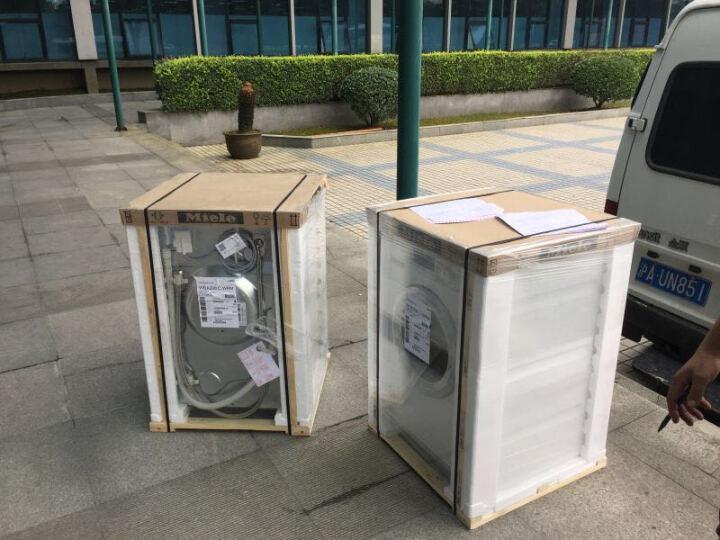 美诺(Miele)9公斤变频滚筒洗衣机 德国进口 双泵强效洗 智能配给 WMV960 C WPS 晒单图