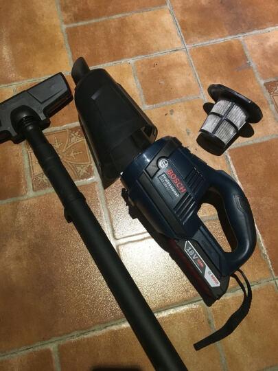 博世多功能电动家用吸尘器无线吸尘机充电式锂电池GAS18V-Li/升级款GAS18V-1 GAS18V-LI 1电1充18V4.0AH 晒单图
