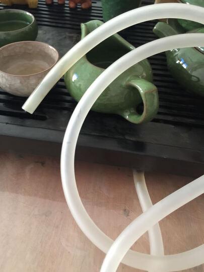 满城花 牛筋水管 4分6分1寸牛筋管子牛筋软管胶皮管抗冻管自来水管花园水管塑料软管 万能接头 晒单图