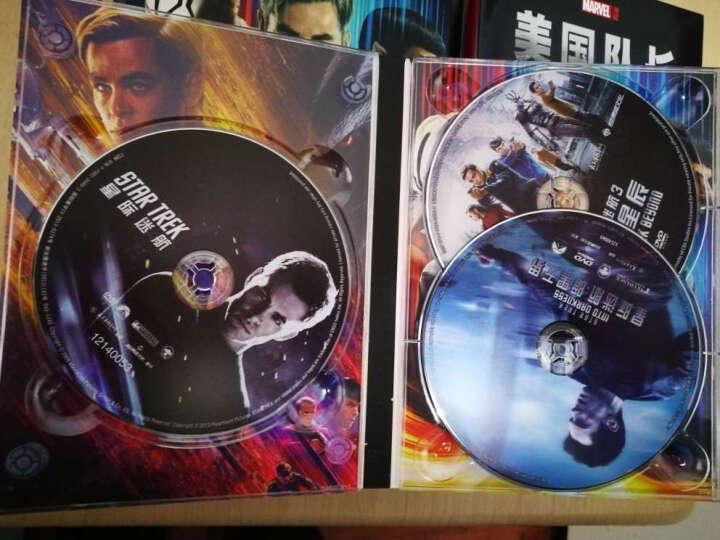 星际迷航三部曲(DVD珍藏版) 晒单图