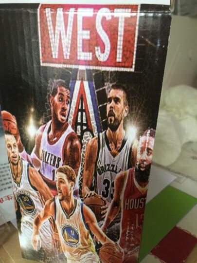 微品多新款篮球球星乔丹詹姆斯科比麦迪库里韦德公仔玩偶人偶模型礼盒送男友送篮球迷 新22CM乔丹 晒单图