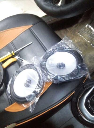 雷博 4寸5寸6.5寸改装汽车车用喇叭音 高音头 响喇叭高低音扬声器车载音响同轴喇叭一对装 高品质高音头高音喇叭 晒单图
