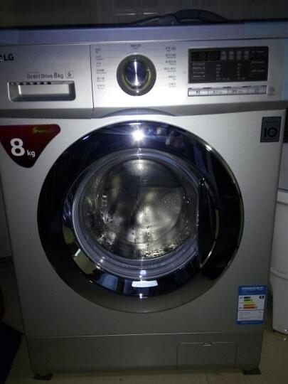 LG WD-T12415D 8KG全自动滚筒洗衣机 DD变频直驱电机 晒单图
