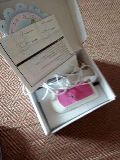 CONTEC胎心仪家用孕妇多普勒胎儿心率仪胎动计 送250ml耦合剂 Babysound  APP粉色 晒单图