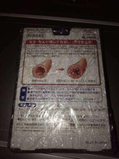 【日本原装进口】小林制药喉咙喷雾缓解咳嗽 清肺汤 小林制药 清肺汤8包装 晒单图