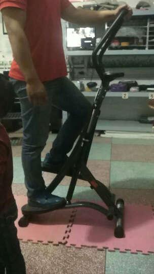 SUNNY 美国登山机家用踏步机室内静音可折叠收纳运动健身器材 晒单图