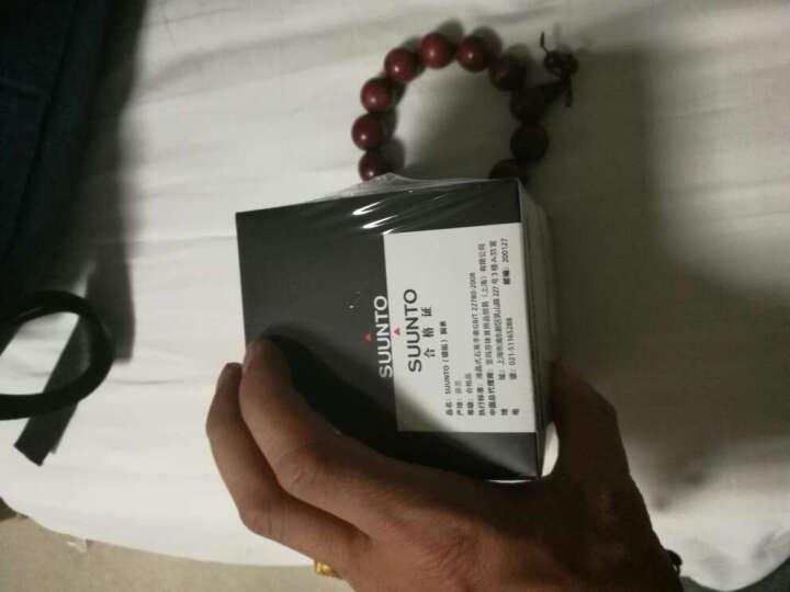 颂拓(SUUNTO)手表 TRAVERSE远征系列GPS多功能户外运动松拓男表远征蓝宝石黑色SS022291000 晒单图