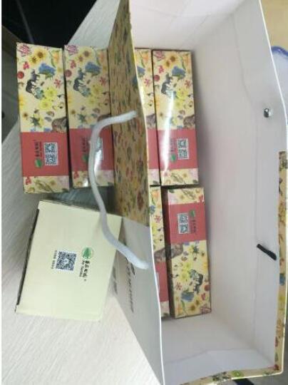 【买2组送1组+杯子】喜乐田园 红糖姜茶120g*2盒/组 姜汤茶 速溶老姜母茶 姨妈茶 晒单图