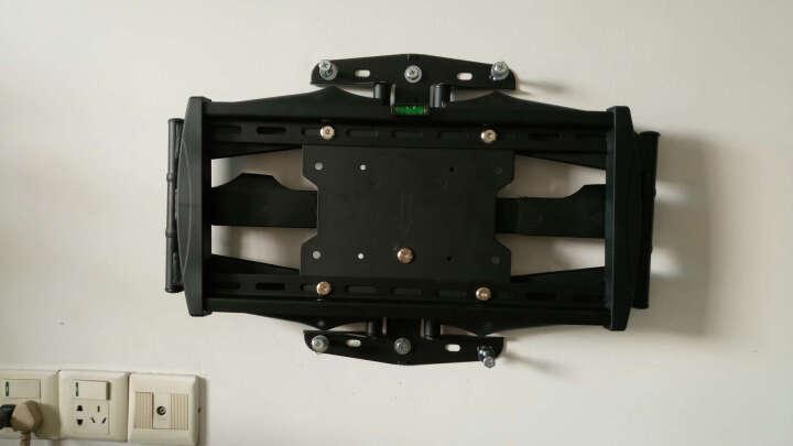 支尔成 MA75A(32-70英寸)电视挂架 通用电视架 电视机支架伸缩壁挂小米海信飞利浦 MA55A  32-60英寸 孔距40X40CM 晒单图