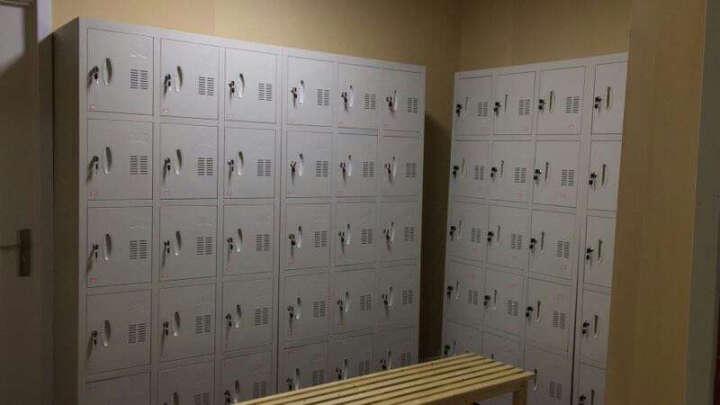 德浩办公家具钢制文件柜铁皮柜档案柜器械柜内保险柜资料柜凭证柜带锁抽屉柜加厚柜 近仓直送  (赠品勿拍) 晒单图