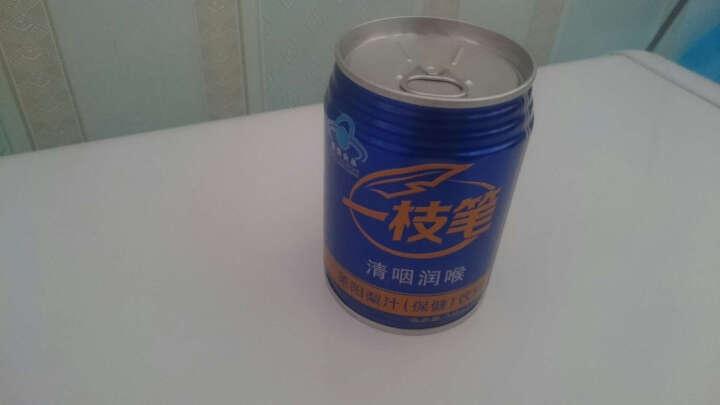 一枝笔莱阳梨汁清咽润喉保健食品饮料 245ml*12听 晒单图