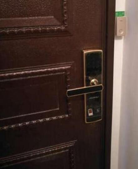 凯迪仕 指纹锁密码锁智能锁电子锁家用防盗门锁 5155 装饰假锁 晒单图