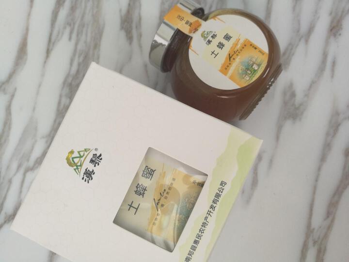 漢黎 汉台馆汉黎秦岭天然农家土蜂蜜 500g 晒单图