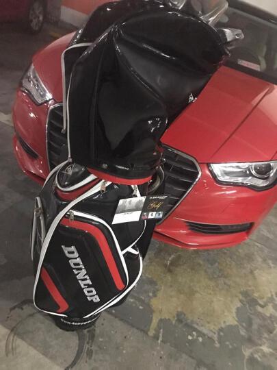 【初学钛合金套装】登路普(DUNLOP)男士高尔夫球杆套杆 Fury 碳素新款全套 配黑蓝球包 晒单图