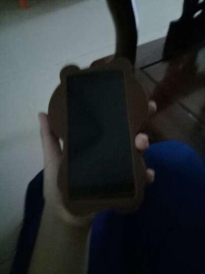 麦路 红米2手机壳手机保护套卡通硅胶套软壳防摔外壳可爱 适于用红米2A /红米2增强版 棕色-小熊 晒单图