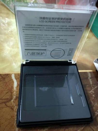 金钢(GGS)佳能700D/750D/760D贴膜 相机贴膜 单反相机钢化膜 金钢膜 相机屏幕保护膜 晒单图
