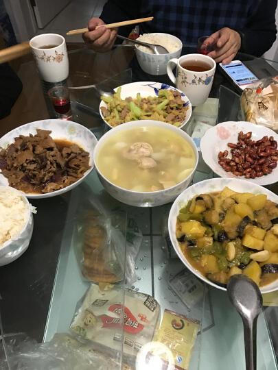 九阳(Joyoung)经典炒菜机 自动烹饪锅电饭煲炒菜锅 J6经典款 晒单图