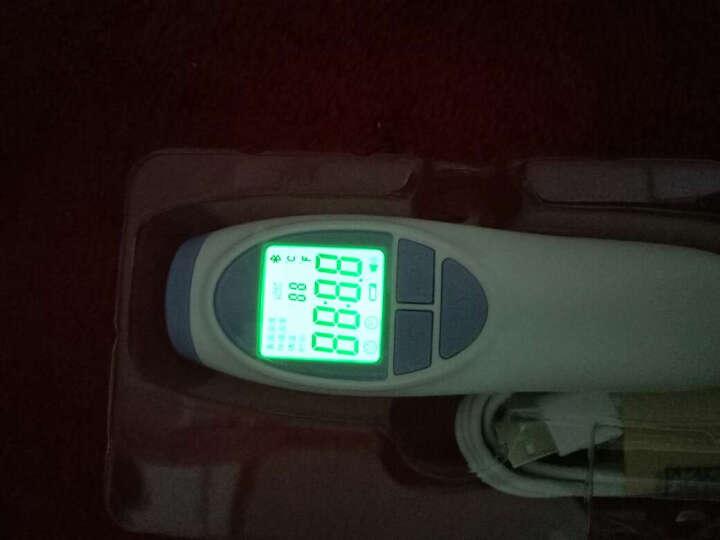 振海康体温计婴儿电子温度计测温计宝宝红外线额温枪家用体温枪耳温枪 HTD8813C标准版额温枪 晒单图