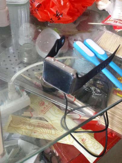 【京东配送】金迪奥智能手表手机 插卡独立接听/拨打电话 信息推送带摄像头安卓苹果通用 天空蓝 晒单图