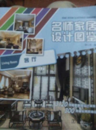 名师家居设计图鉴:客厅 晒单图