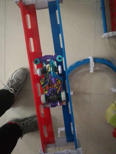 奥迪双钻爆裂飞车3玩具儿童变形玩具车2暴裂机器人合体对战 烈地炎-双车合体684203 晒单图