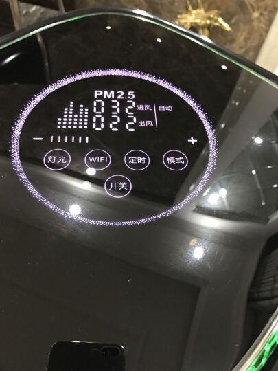 大松(TOSOT) KJ280F-A01空气净化器家用终身0耗材除雾霾二手烟APP控制 【适用面积18.9-32.4㎡】 晒单图