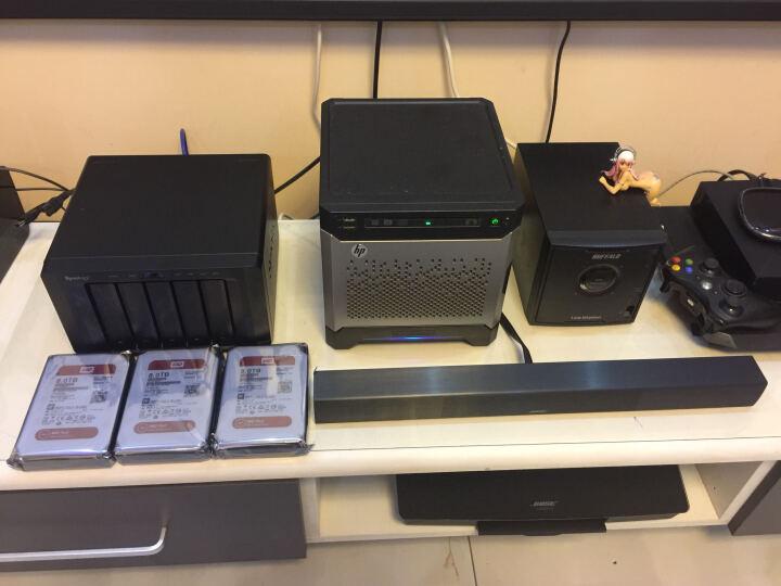 群晖(Synology)DS416j NAS网络存储服务器 (无内置硬盘) 晒单图