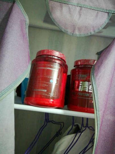 【康比特专卖店】康比特肌刻系列 增肌粉健肌粉 增重健身乳清蛋白粉 傲铁增肌粉六磅 晒单图