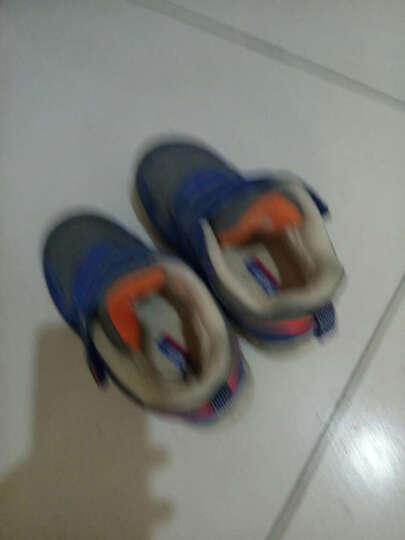 史努比 SNOOPY 儿童机能鞋加棉保暖男女童学步鞋 S6410JD501正蓝29码 晒单图