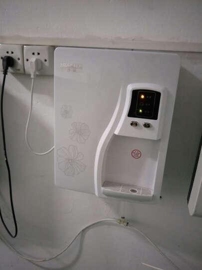 灏钻(HIDROTEK)家用净水器直饮机配套加热热水器 饮水机 速热开水机 壁挂式管线机即热 即热式JW-A7 晒单图