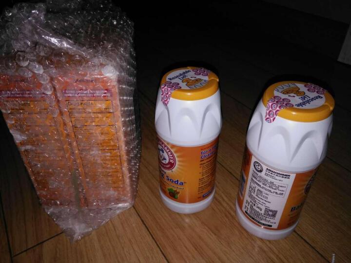 艾禾美(ARM&HAMMER) 小苏打粉美国原装进口 摇摇瓶340g蔬果餐具奶瓶清洁剂 晒单图