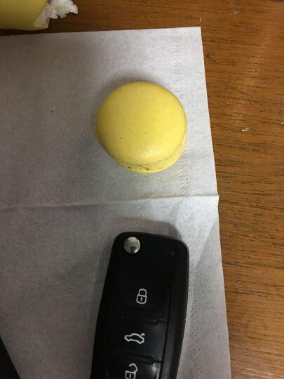 高笛美食 比利时进口 马卡龙 11g*6(香草/巧克力/榛子/开心果/覆盆子/柠檬) 晒单图