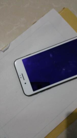 亿色(ESR)iPhone7 plus钢化膜 3D曲面全屏全覆盖抗蓝光钢化膜 软边防碎高清手机保护膜 磨砂黑 晒单图