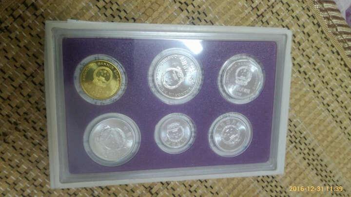 1992年精制硬币套装含证书 硬币钱币收藏品 晒单图