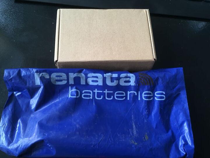 瑞纳达(RENATA) 瑞士原装进口 手表电池377 SR626SW氧化银纽扣电池斯沃琪 晒单图
