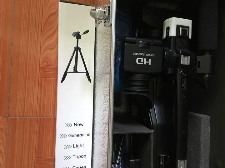 索尼(SONY)HXR-MC2500 肩扛式 全高清摄像机DV 婚庆拍摄套装 晒单图