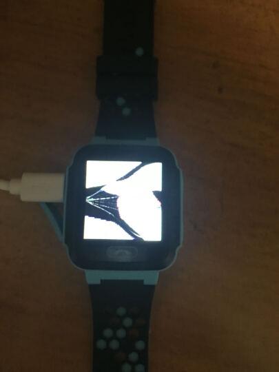 现代 智能手表儿童智能插卡电话手表 定位手表学生智能触屏手表防丢手环 HYUNDAI蓝色(手表+儿童文具) 晒单图