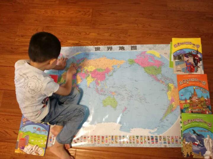 绕着地球跑一圈绘本:世界之旅·自然之旅(套装共12册) 晒单图