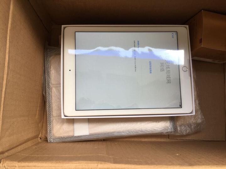 Apple iPad Air 2 平板电脑 9.7英寸 (128G WLAN+Cellular 机型/A8X芯片/Retina显示屏MH1G2CH)金色 晒单图