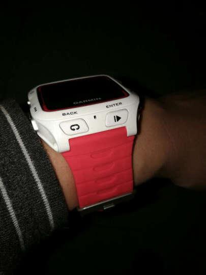 佳明表带 适配Garmin920 forerunner 920XT GPS表带 硅胶表带 黑色 晒单图