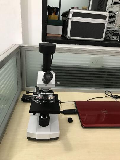 BELONA / 贝朗 生物显微镜内置数码一滴血检测仪螨虫检测仪水产学生便携金属接电脑 3 官方标配+采集卡看血细胞(可接电视电脑) 晒单图