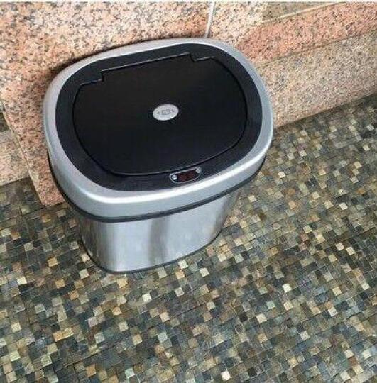 全自动智能感应垃圾桶电动