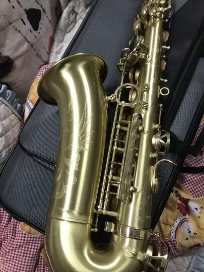 美德威MAS-700 中音萨克斯 降E调 黄铜材质 拉丝工艺  特色进阶款 基础版 晒单图