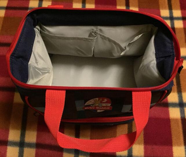 乐扣乐扣(LOCK&LOCK)耐热玻璃饭盒玻璃保鲜盒套装 送包 (630+1000ML) 晒单图