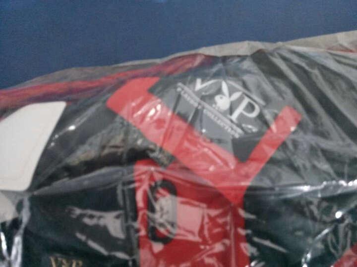 夏线(XIAXIAN) 2018秋冬新款棉衣男 韩版修身时尚防风大码加绒加厚中老年男棉服外套 1688军绿 M/165标准体 晒单图