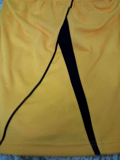 乔丹篮球服2020秋冬新品透气球衣定制学生比赛印号团购运动背心跑步服队服套装 湖人黄 XL(175/92A) 晒单图