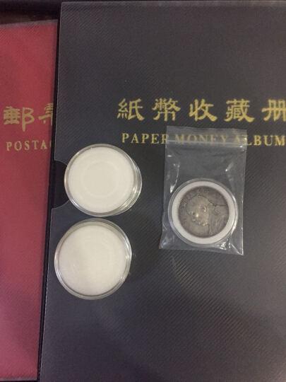 丝绸之路 通用纪念币收藏保护盒 可放狗年纪念币 高铁纪念币 银元 等 晒单图