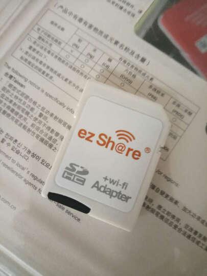 【京东自营】易享派(ez Share)WiFi MicroSD适配器 第四代 SDHC WIFI无线传输TF卡随搭APP分享娱乐办公文档 晒单图