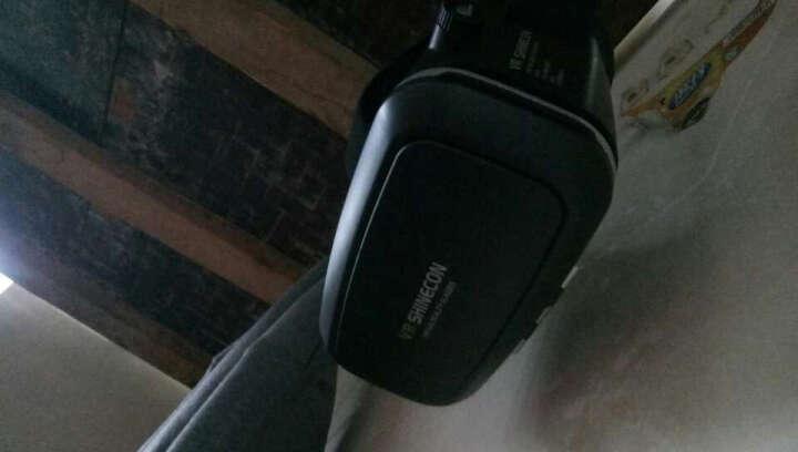 VR智能眼镜3D虚拟现实手机电脑游戏头盔 VR BOX 3D眼镜 安卓版和苹果版 晒单图
